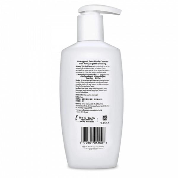 Neutrogena Extra Gentle Cleanser, 200ml