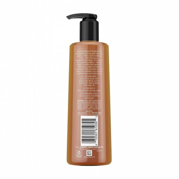 Neutrogena Rain Bath Shower & Bath Gel, 250ml