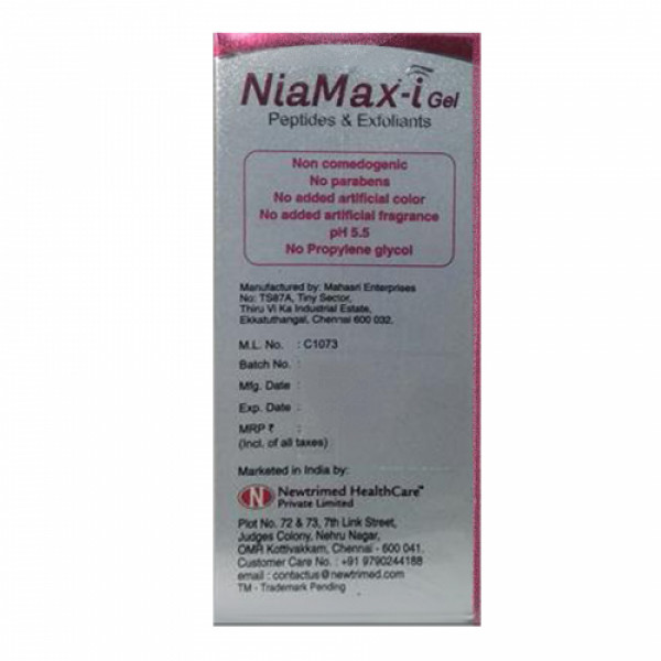 Niamax I Gel, 20gm
