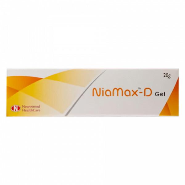 Niamax D Gel, 20gm