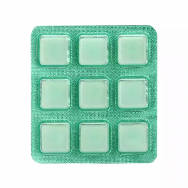 Nicotex 2mg Fruity Mint Flavour, 9 Gums