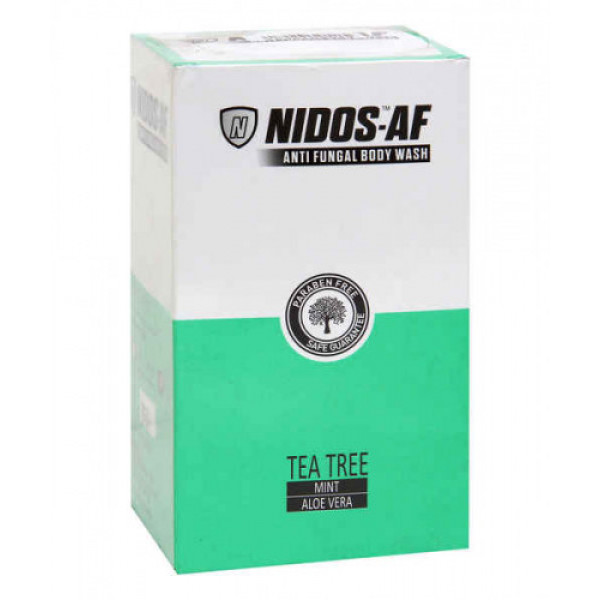 Nidos AF Body Wash, 100ml