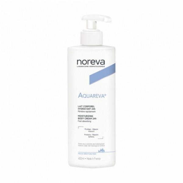 noreva Aquareva Body Moisturizer, 400ml