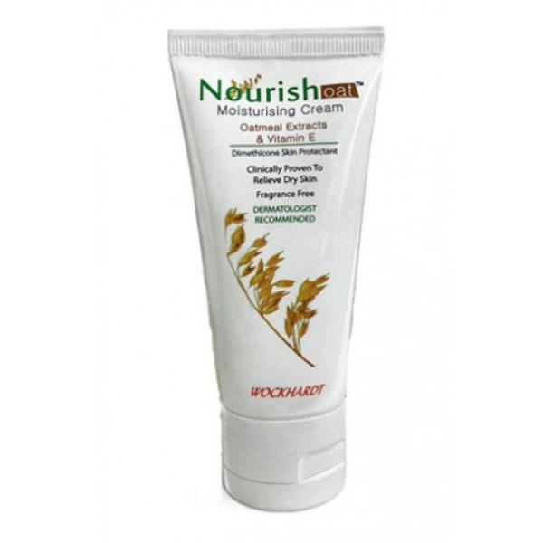 Nourish Oat Moisturising Cream, 135gm