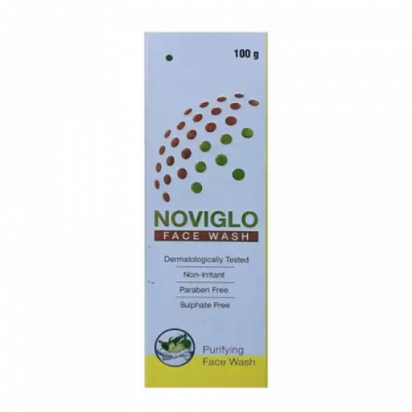 Noviglo Face Wash, 100gm