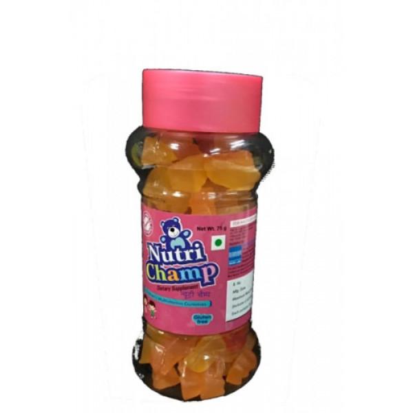 Nutri Champ, 30 Gummies