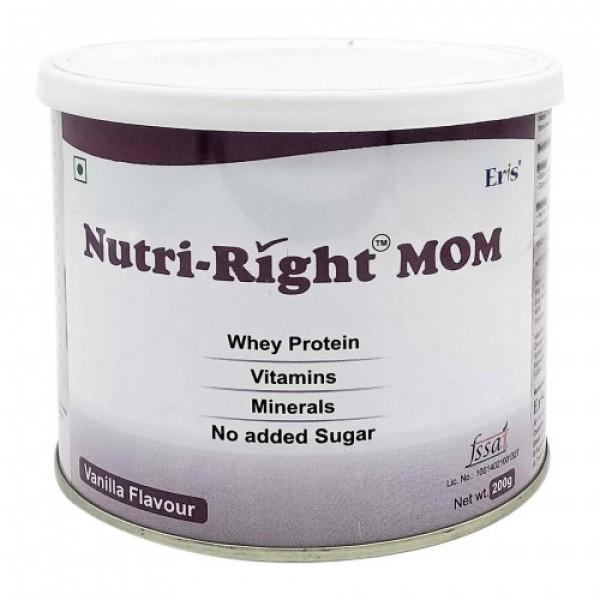 Nutriright Mom Vanilla Flavour, 200gm