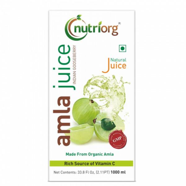 Nutriorg Amla Juice, 1000ml