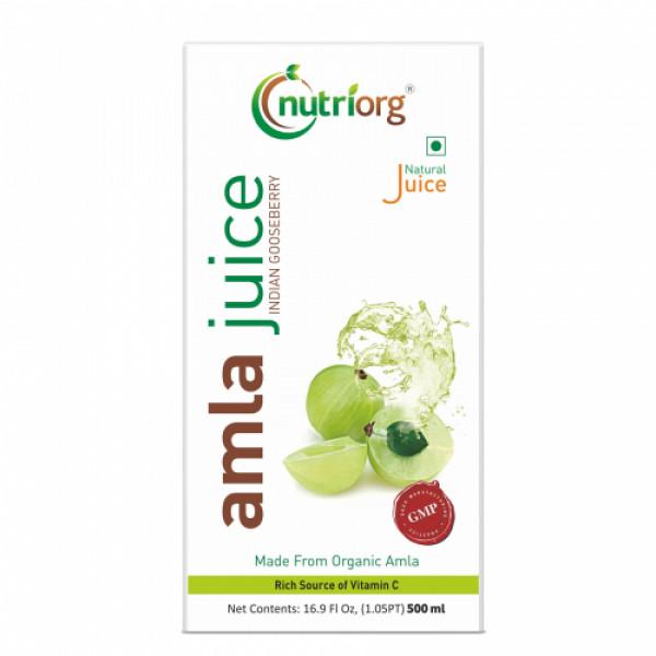 Nutriorg Amla Juice, 500ml