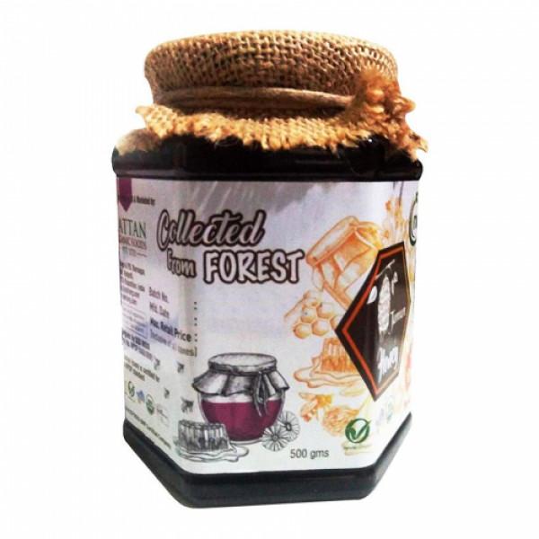 Nutriorg Organic Honey, 500gm