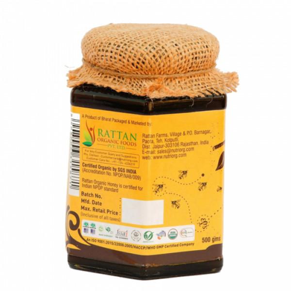 Nutriorg Organic Honey, 250gm