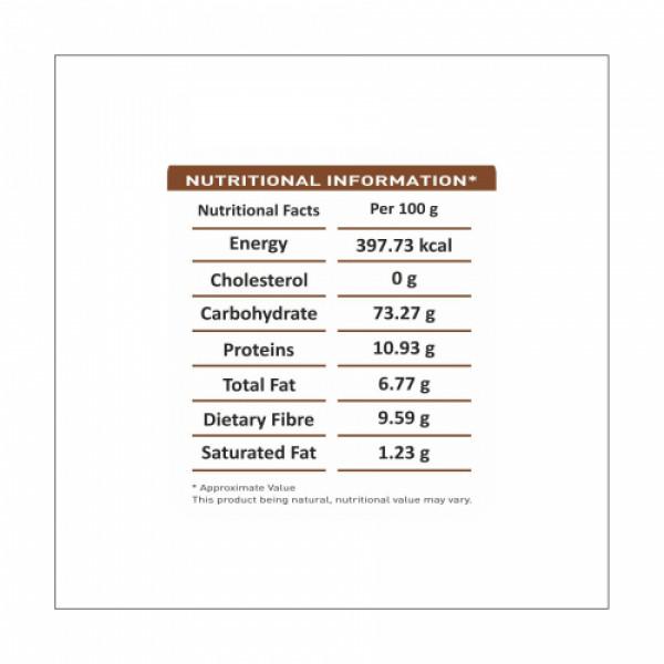 Nutriorg Organic Instant Oats, 500gm
