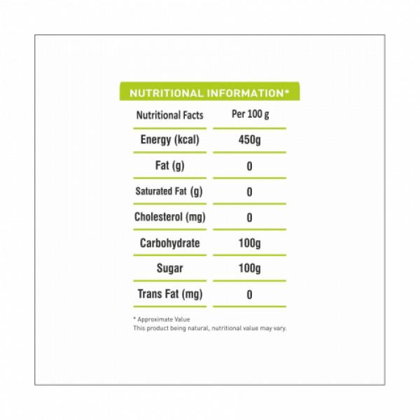 Nutriorg Organic Jaggery Powder, 700gm (Pack of 2)