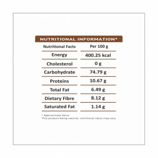 Nutriorg Organic Rolled Oats, 500gm