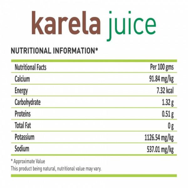 Nutriorg Karela Juice, 500ml