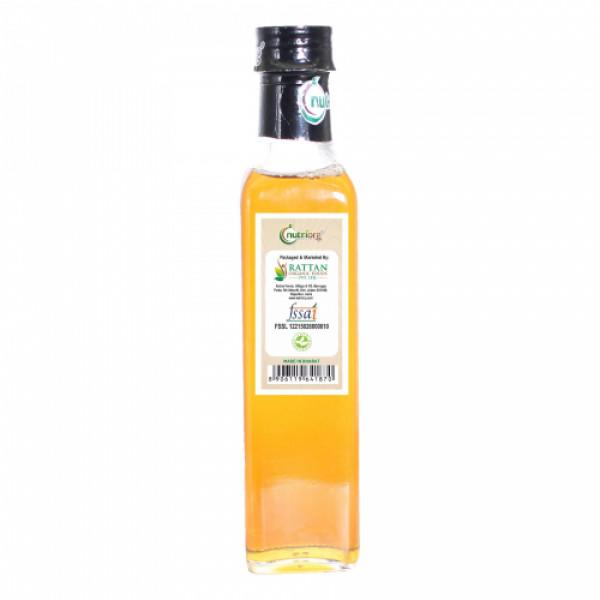 Nutriorg Liquid Jaggery, 250ml (Pack of 2)