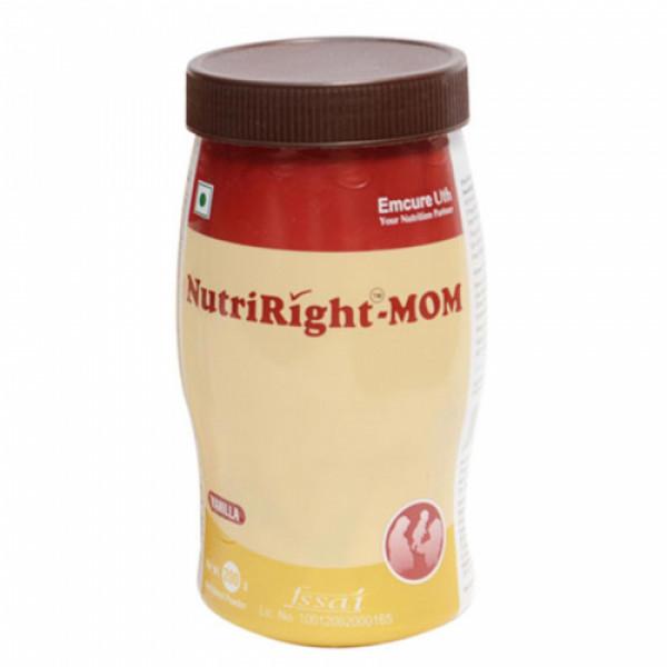 Nutriright Mom Vanilla, 400gm