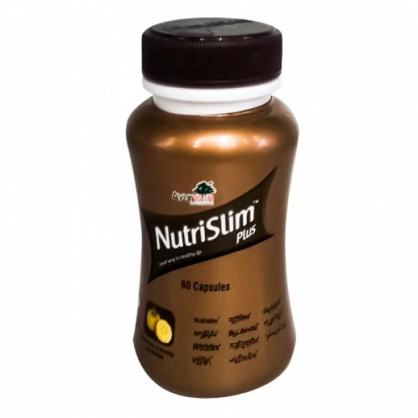 Nutri Slim Plus, 60 Capsules