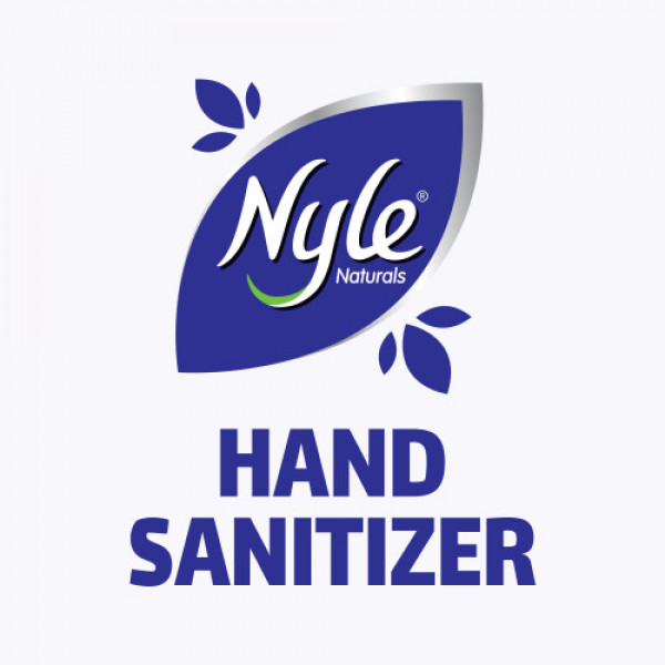 Nyle Hand Sanitizer 72% Alcohol, 5L - Protects Against Bacteria & Viruses - Super Saver Pack