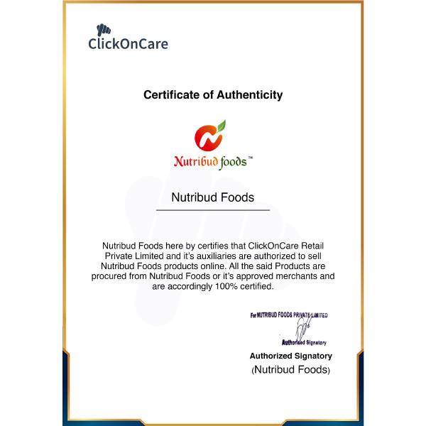 Nutribud Foods Immunity Booster Tea, 100gm
