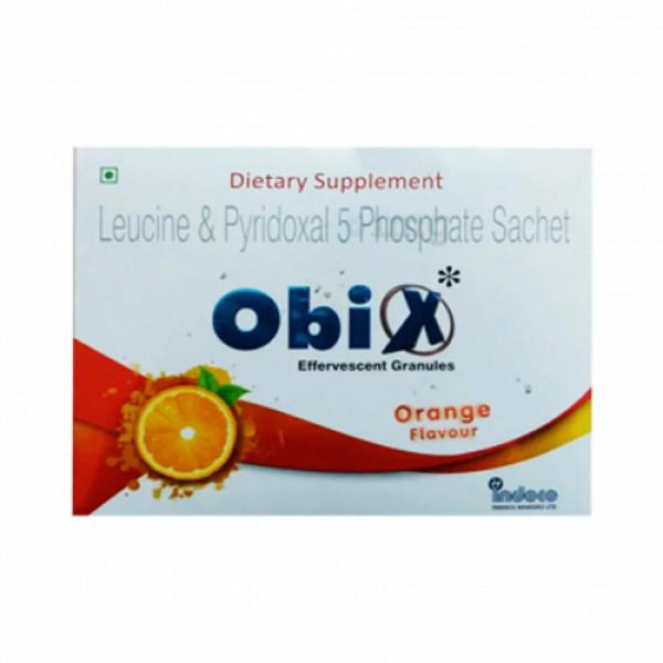 Obi X Granules Orange Sachet, 4.5gm