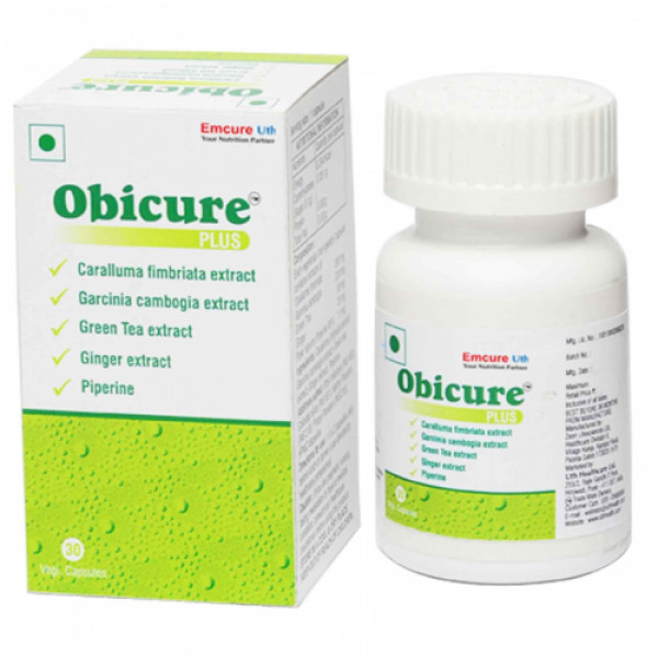 Obicure Plus, 30 Capsules