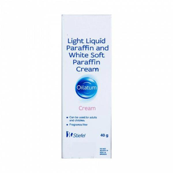 Oilatum Cream, 40gm