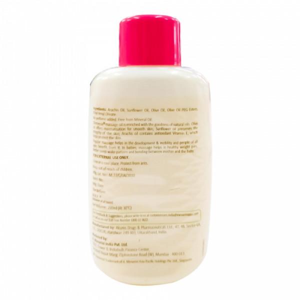 Olemessa Massage Oil, 200ml