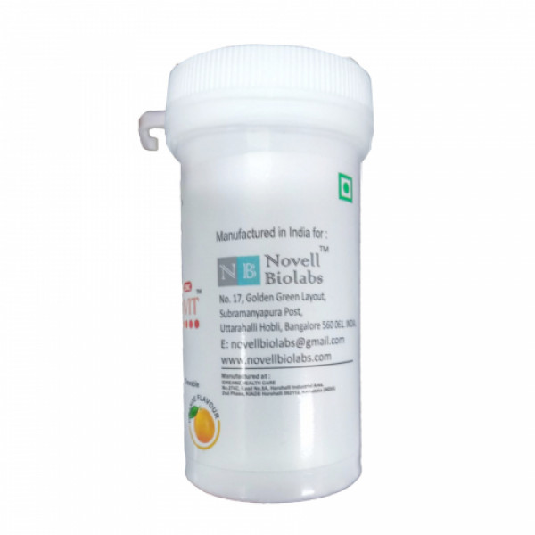 Immunovit Chewable Orange, 30 Tablets