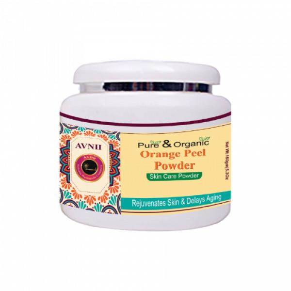 Avnii Organics Orange Peel Powder, 150gm