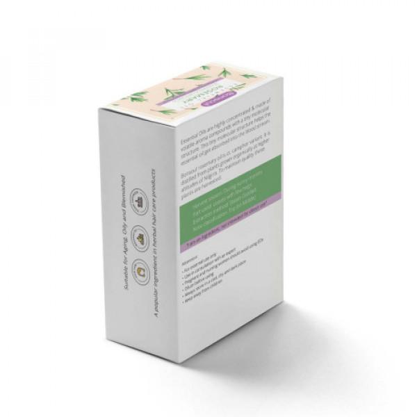 Bonsoul Organic Rosemary Essential Oil, 10ml