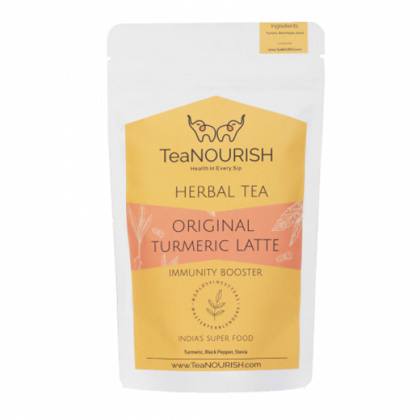 TeaNOURISH Original Turmeric Latte, 50gm
