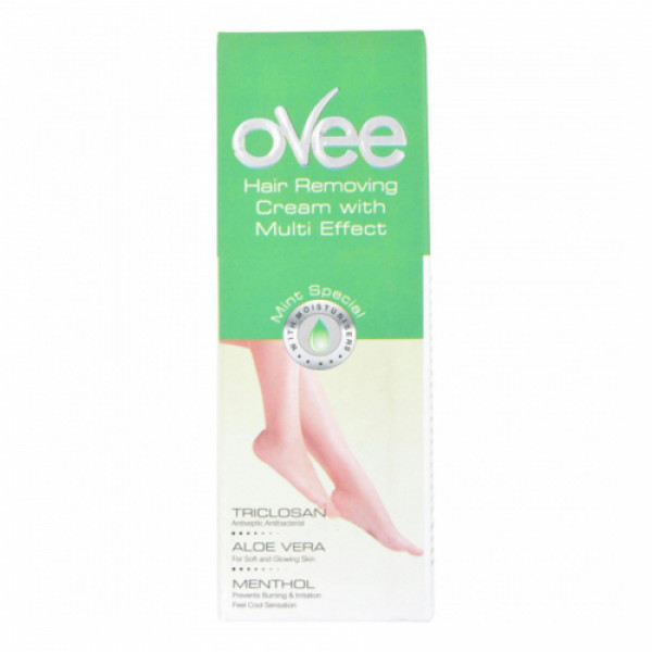 Ovee Hair Removing Cream, 30gm - Mint Special