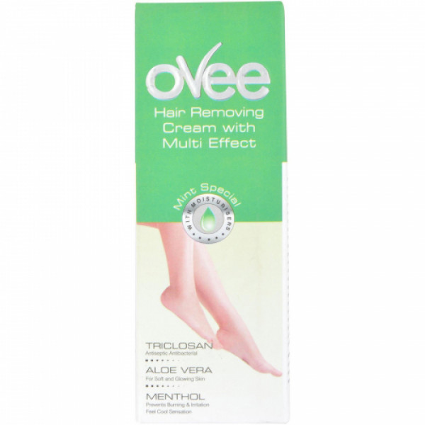 Ovee Hair Removing Cream, 60gm - Mint Special