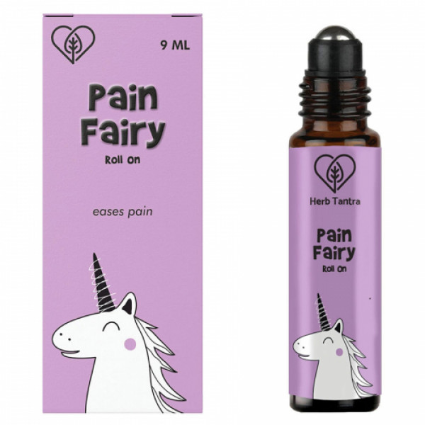 Herb Tantra Pain Roll On, 9ml
