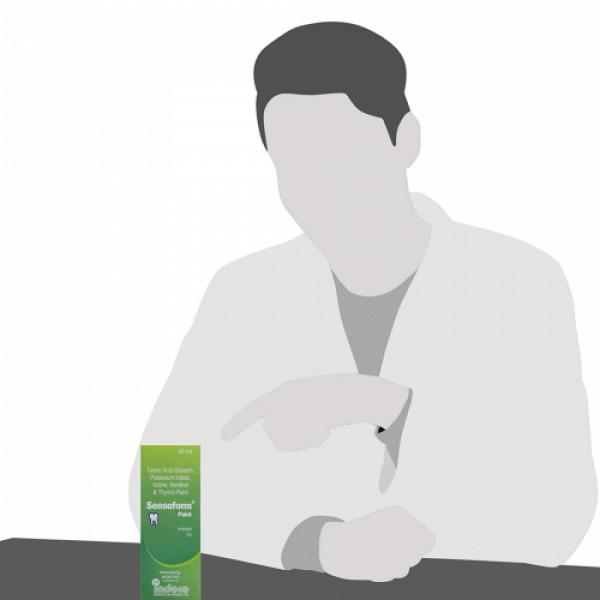 Sensoform Gum Paint, 20ml