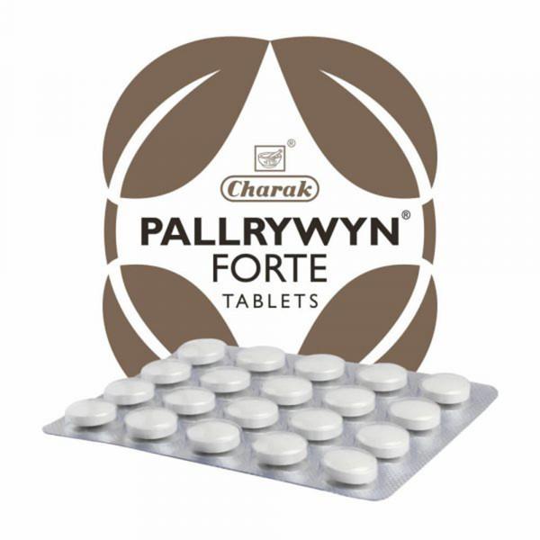 Pallrywyn Forte, 20 Tablets