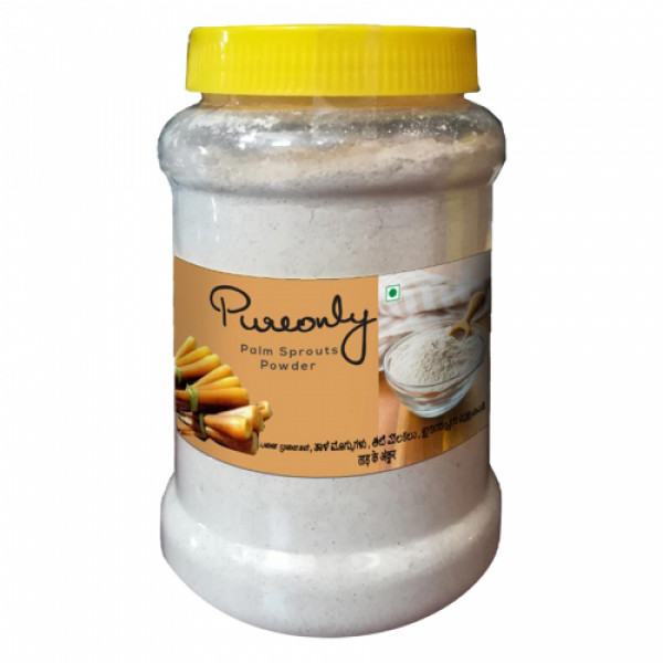 Pureonly Dried Palm Sprouts Powder, 300gm