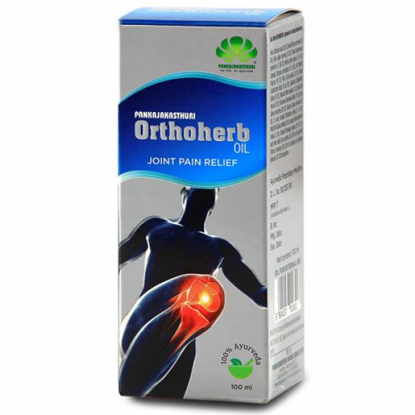 Pankajakasthuri Orthoherb Oil, 100ml