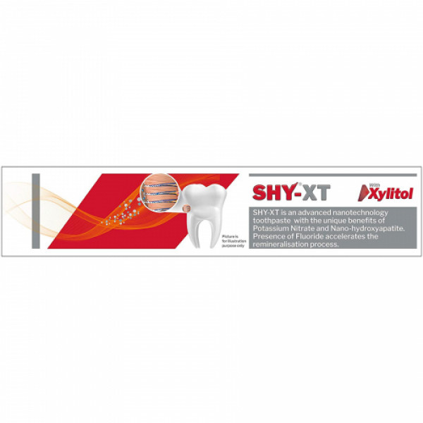 Shy XT Toothpaste, 70gm