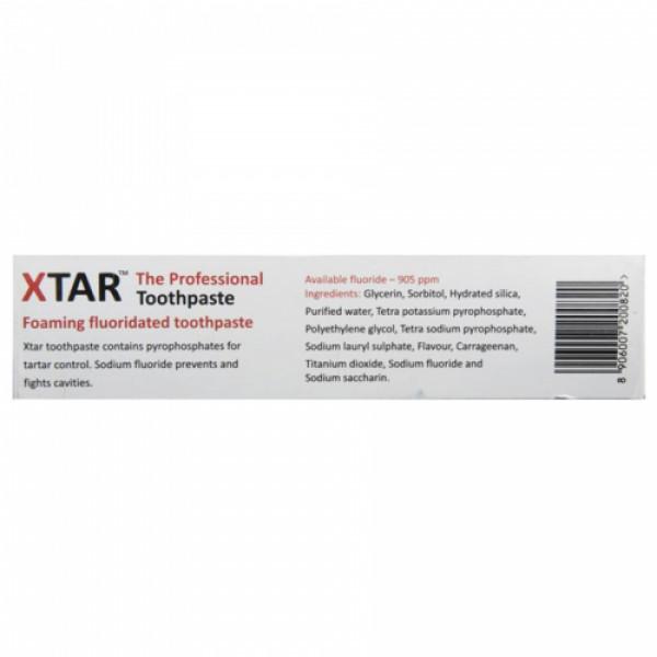 Xtar Toothpaste, 100gm