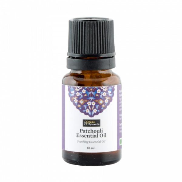 Bipha Ayurveda Patchouli Essential Oil, 10ml