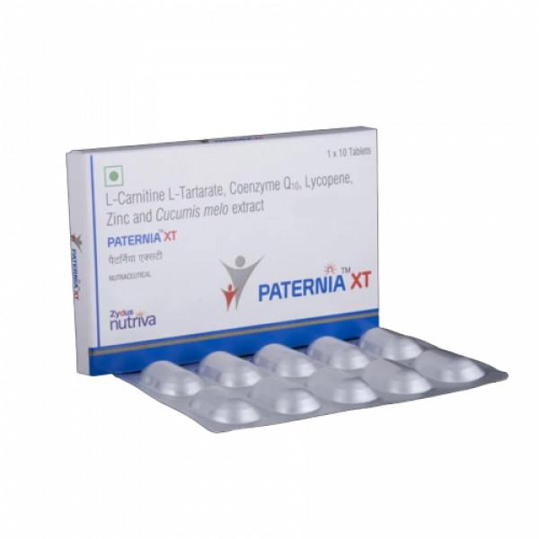 Paternia XT, 10 Tablets