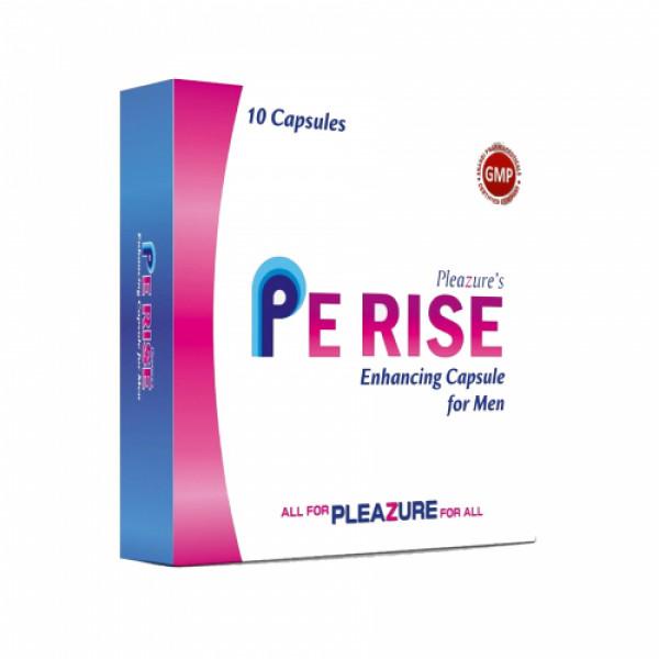 Pleazure Pe Rise Enhancing, 10 Capsules