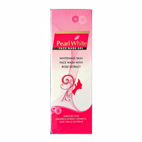 Pearl White Face Wash Gel, 60ml