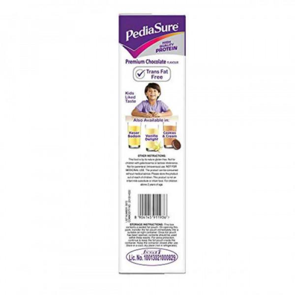 PediaSure Premium Chocolate Refill Pack, 400gm