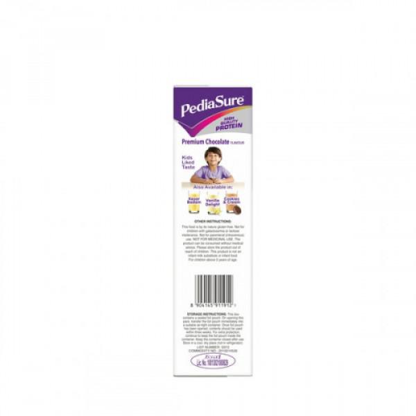 PediaSure Premium Chocolate Refill Pack, 200gm