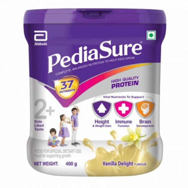 PediaSure Vanilla Delight Flavour, 400gm