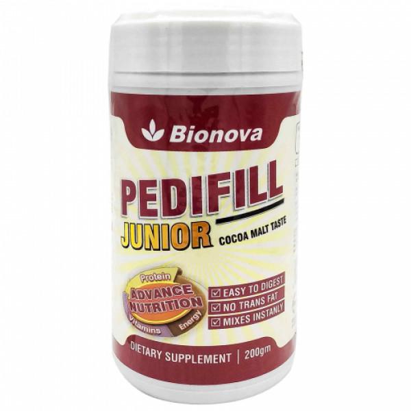 Bionova Pedifill Junior, 200gm