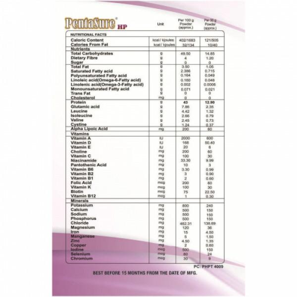 Pentasure HP Powder, 400gm